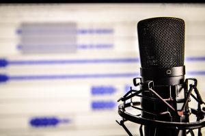 microphone for your podcast